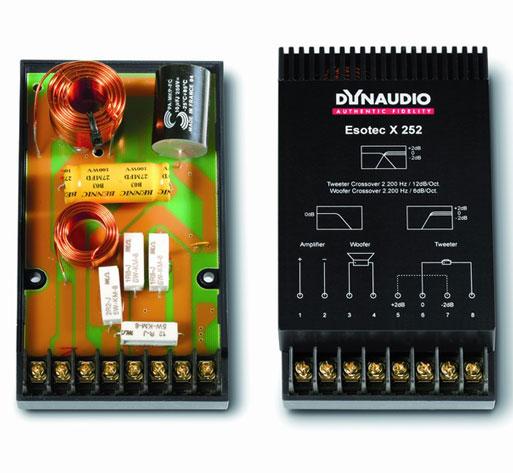 丹拿 ESOTEC_Corssover分频器X252